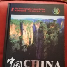 Libros de segunda mano: CHINA ZHANGJIAJIE (THE PHOTOGRAPHER ASSOCIATION OF DENMARK). Lote 173498927
