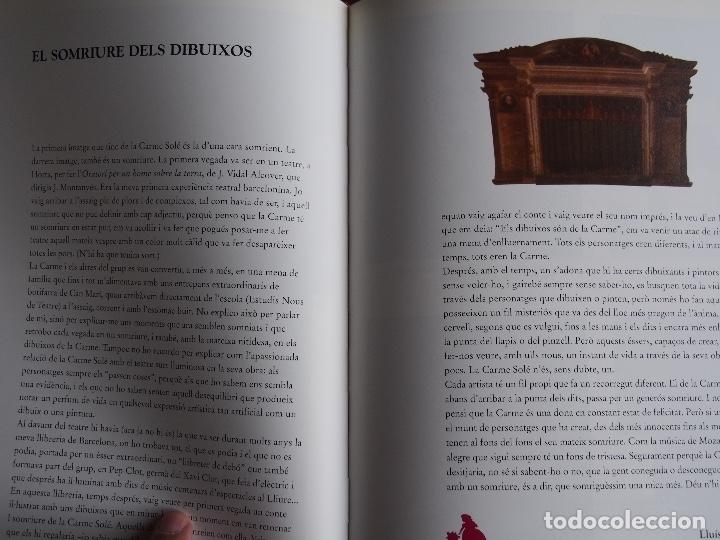 Libros de segunda mano: La lluna den Joan 33 anys dil·lustració Carme Solé Vendrell catalán español francés inglés - Foto 5 - 173521749