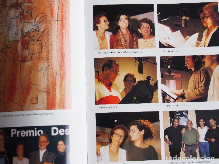Libros de segunda mano: La lluna den Joan 33 anys dil·lustració Carme Solé Vendrell catalán español francés inglés - Foto 7 - 173521749