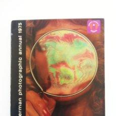 Libros de segunda mano: THE GERMAN PHOTOGRAPHIC ANNUAL 1975. Lote 173958680