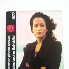 Libros de segunda mano: THE GERMAN PHOTOGRAPHIC ANNUAL 1977. Lote 173958839