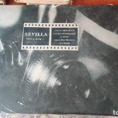 Libros de segunda mano: SEVILLA VISTA POR... MIRADAS FIN DE SIGLO [FOTOGRAFÍAS VARIOS AUTORES] . Lote 174093130