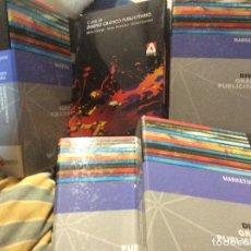 Libros de segunda mano: CURSO DEUSTO FORMACION DISEÑO GRAFICO PUBLICITARIO DVD UNIDADES ADOBE CS4 PHOTOSHOP INDESIGN ILLUS. Lote 174251570