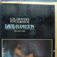 Libros de segunda mano: DAVID HAMILTON-LOS GRANDES FOTOGRAFOS-. Lote 174280618