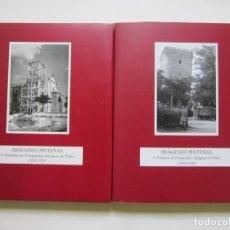 Libros de segunda mano: IMÁGENES PINTEÑAS: FOTOGRAFÍAS ANTIGUAS DE PINTO, 1850-1959. 2 VOLS.. Lote 174324289