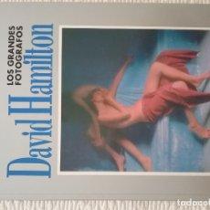 Libros de segunda mano: DAVID HAMILTON. LOS GRANDES FOTÓGRAFOS.. Lote 175050820