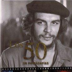Libros de segunda mano: LOS 50 EN FOTOGRAFÍAS JAMES LESCOTT. Lote 175131259