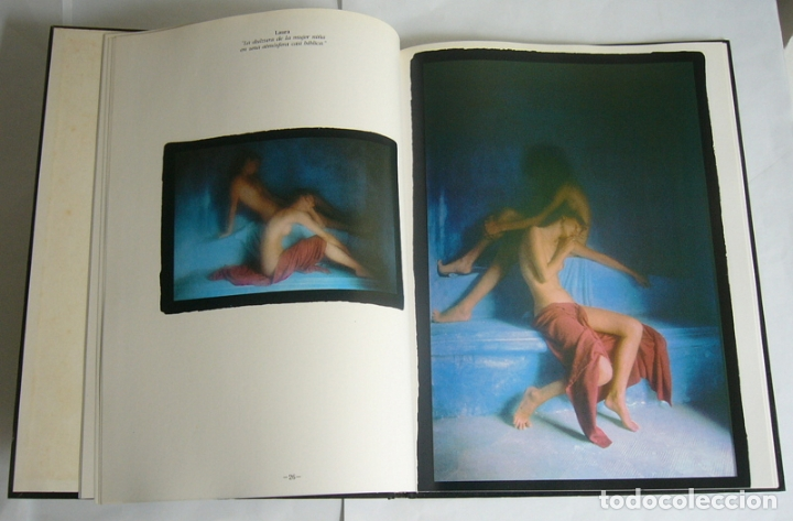 Libros de segunda mano: DAVID HAMILTON - EDITORIAL ORBIS. COLECCION LOS GRANDES FOTOGRAFOS - Foto 3 - 175204843