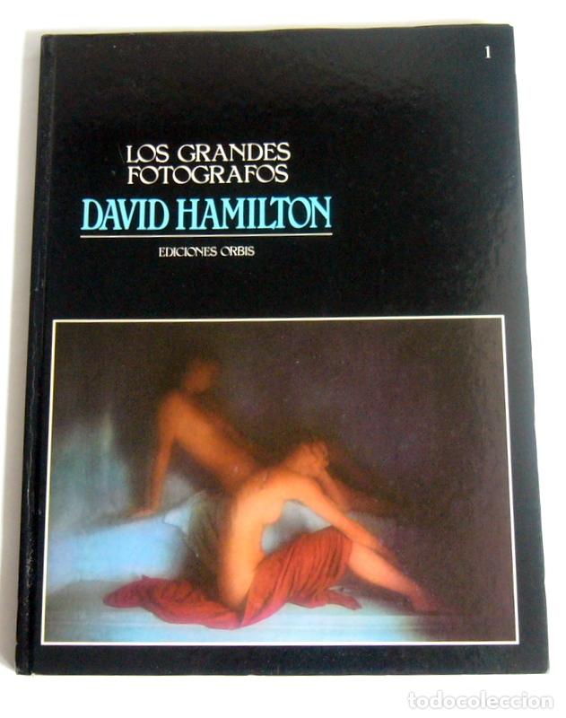 DAVID HAMILTON - EDITORIAL ORBIS. COLECCION LOS GRANDES FOTOGRAFOS (Libros de Segunda Mano - Bellas artes, ocio y coleccionismo - Diseño y Fotografía)
