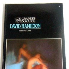 Libros de segunda mano: DAVID HAMILTON - EDITORIAL ORBIS. COLECCION LOS GRANDES FOTOGRAFOS. Lote 175204843