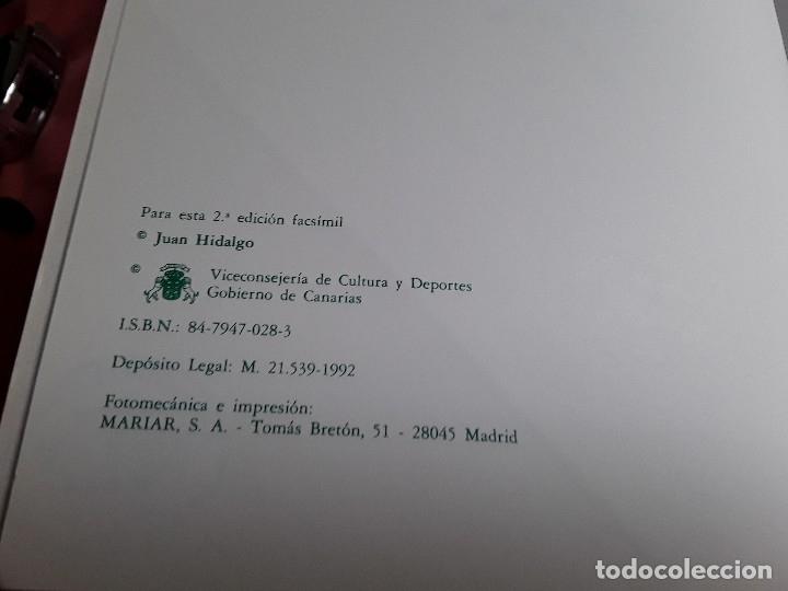Libros de segunda mano: Viaje a Argel, de Juan Hidalgo. Facsimil, 1992. Ejemplar de biblioteca. Canarias. - Foto 4 - 175231915