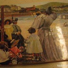 Libros de segunda mano: DE BIARRITZ A SAN SEBASTIAN FERNANDO ALTUBE. Lote 175284485