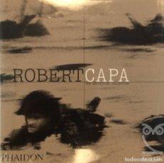 Libros de segunda mano: ROBERT CAPA, THE DEFINITIVE COLLECTION - ROBERT CAPA. Lote 175383242