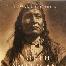 Libros de segunda mano: THE NORTH AMERICAN INDIANS - EDWARD S. CURTIS. Lote 175383492