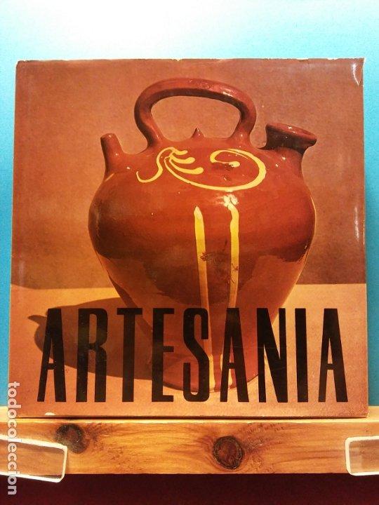 ARTESANÍA (ARTE POPULAR). FRANCESC VICENS. EDICIONES POLÍGRAFA S.A. (Libros de Segunda Mano - Bellas artes, ocio y coleccionismo - Diseño y Fotografía)