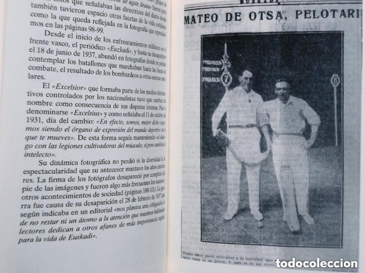 Libros de segunda mano: FOTOPERIODISMO EN BIZKAIA (1900 - 1937) - Foto 6 - 175835977