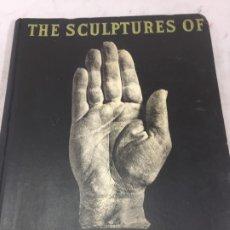 Libros de segunda mano: THE SCULPTURES OF PICASSO PHOTOGRAPHS BY BRASSAÏ 1949 1ª EDICIÓN TEXTO INGLÉS KAHNWEILER. Lote 176325803
