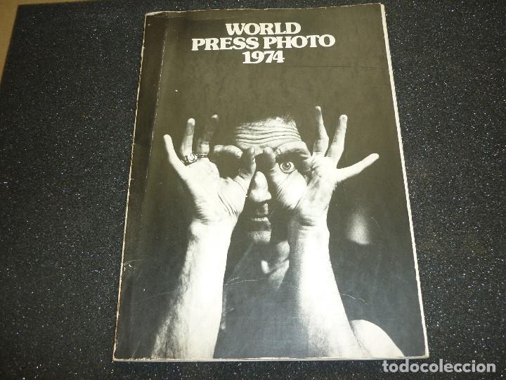 WORLD PRESS PHOTO 1974 (Libros de Segunda Mano - Bellas artes, ocio y coleccionismo - Diseño y Fotografía)