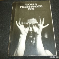 Livres d'occasion: WORLD PRESS PHOTO 1974. Lote 210231125