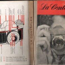 Libros de segunda mano: LA CONTAFLEX - FOTO BIBLIOTECA OMEGA. Lote 176507369