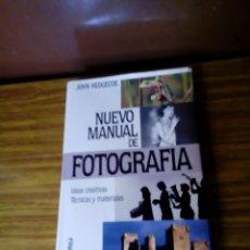 Libros de segunda mano: NUEVO MANUAL DE FOTOGRAFÍA, 1989.. Lote 176599735