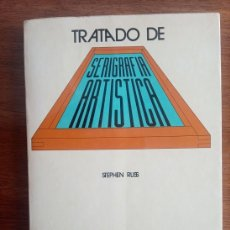 Libros de segunda mano: TRATADO DE SERIGRAFIA ARTÍSTICA - STEPHEN RUSS - BLUME. Lote 177881197