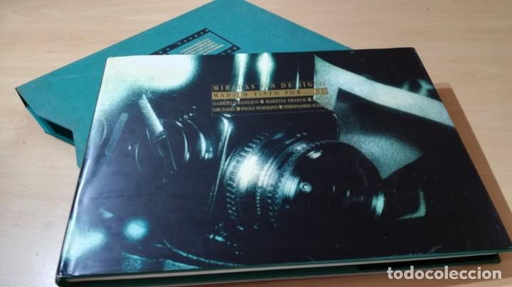 MADRID VISTO POR …2 - MIRADAS DEL SIGLO - VV AA - CON ESTUCHE (Libros de Segunda Mano - Bellas artes, ocio y coleccionismo - Diseño y Fotografía)