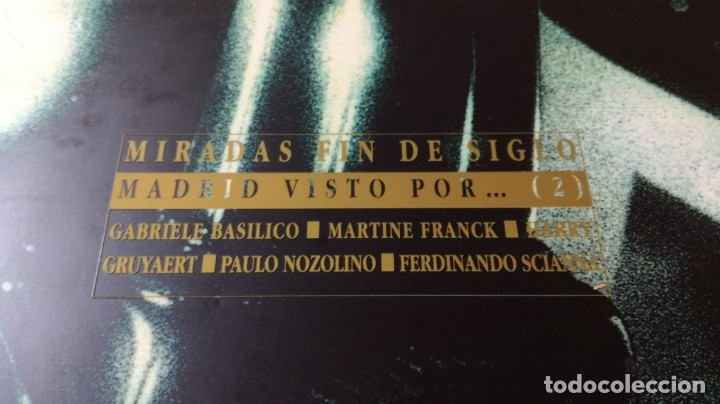 Libros de segunda mano: MADRID VISTO POR …2 - MIRADAS DEL SIGLO - VV AA - CON ESTUCHE - Foto 2 - 177979902
