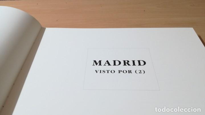 Libros de segunda mano: MADRID VISTO POR …2 - MIRADAS DEL SIGLO - VV AA - CON ESTUCHE - Foto 5 - 177979902