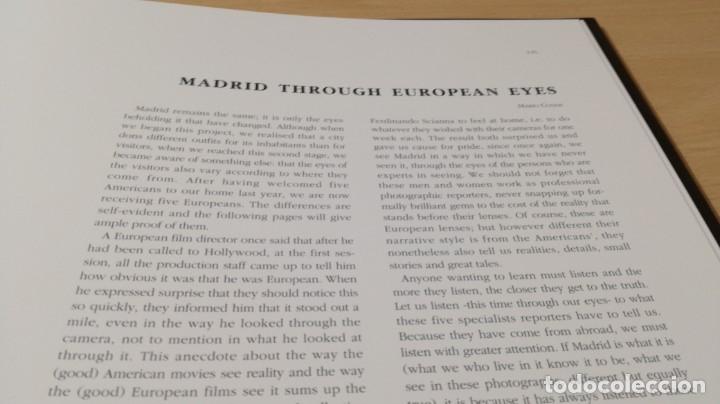 Libros de segunda mano: MADRID VISTO POR …2 - MIRADAS DEL SIGLO - VV AA - CON ESTUCHE - Foto 24 - 177979902