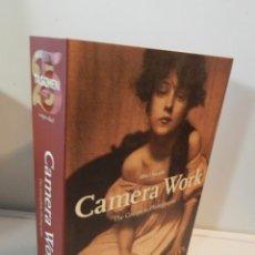 Libros de segunda mano: ALFRED STIEGLITZ. CAMERA WORK PAM ROBERTS TASCHEN LIBRO FOTOGRAFÍA. Lote 178090385