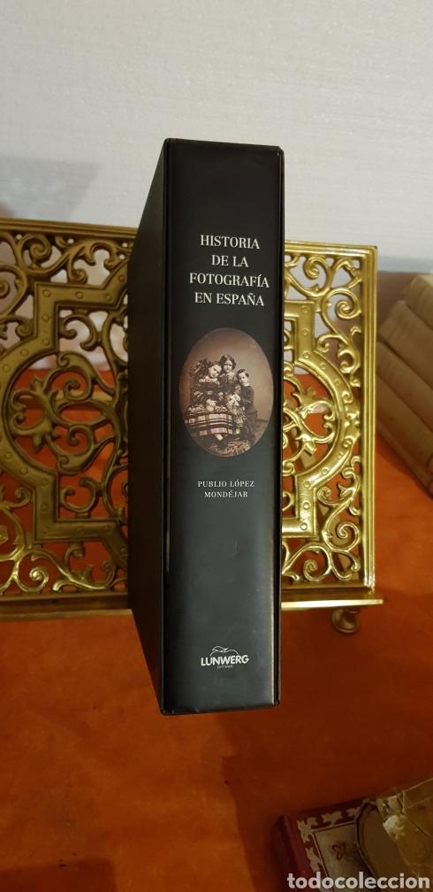 Libros de segunda mano: HISTORIA DE LA FOTOGRAFÍA EN ESPAÑA. FOTOGRAFIA Y SOCIEDAD DESDE SUS ORÍGENES HASTA EL SIGLO XXI - Foto 10 - 178164371