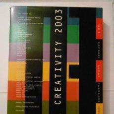 Libros de segunda mano: GUIA CREATIVITY 2003. DEBIBL. Lote 178815372