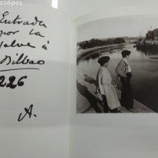 Libros de segunda mano: EULALIA ABAITUA LA RIA IMÁGENES DE OTRO TIEMPO PRIMERA FOTOGRAFA VASCA PAIS VASCO. Lote 180122171