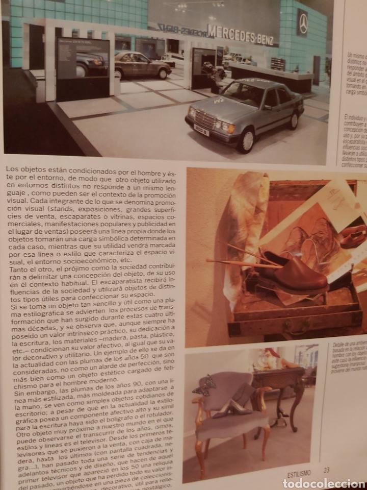 Libros de segunda mano: ENCICLOPEDIA ATRIUM DEL ESCAPARATISMO. 3 TOMOS y 1 libro COMERCIOS ESPECIALIZADOS DE REGALO. ED.1990 - Foto 14 - 180282713