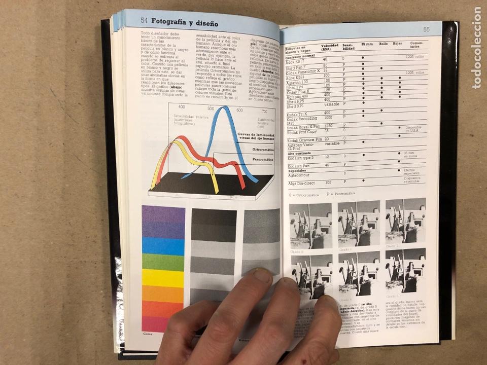 Libros de segunda mano: MANUAL DEL DISEÑADOR GRÁFICO. ALASTAIR CAMPBELL. EDITA: TELLUS 1989. ILUSTRADO - Foto 6 - 180429263