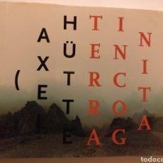 Libros de segunda mano: FOTOGRAFÍA . AXEL HUTTE . TIERRA INCÓGNITA. MUSEO DE ARTE REINA SOFÍA 2004. Lote 181152016