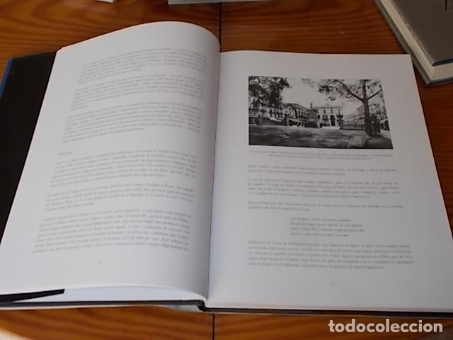 Libros de segunda mano: FIGUERES . CIUTAT DE LES IDEES . MARIA ÀNGELS ANGLADA / J. GUILLAMET. FOTOGRAFIES HÉCTOR ZAMPAGLIONE - Foto 4 - 182643431