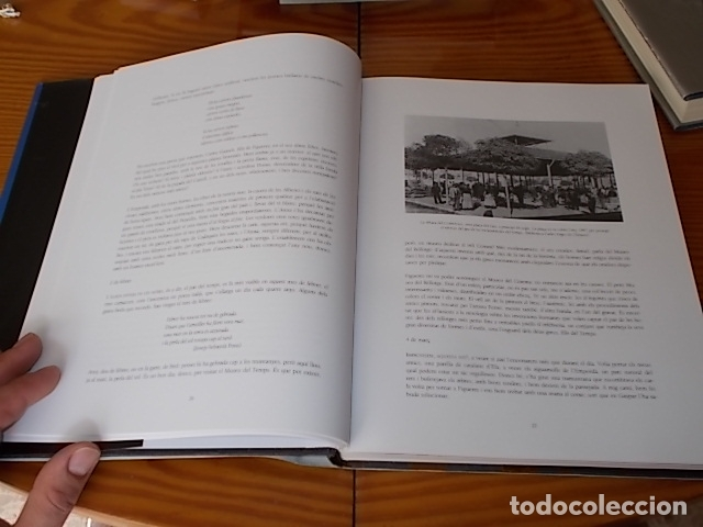 Libros de segunda mano: FIGUERES . CIUTAT DE LES IDEES . MARIA ÀNGELS ANGLADA / J. GUILLAMET. FOTOGRAFIES HÉCTOR ZAMPAGLIONE - Foto 6 - 182643431
