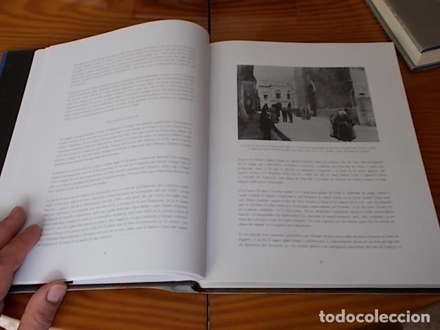 Libros de segunda mano: FIGUERES . CIUTAT DE LES IDEES . MARIA ÀNGELS ANGLADA / J. GUILLAMET. FOTOGRAFIES HÉCTOR ZAMPAGLIONE - Foto 7 - 182643431