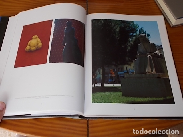 Libros de segunda mano: FIGUERES . CIUTAT DE LES IDEES . MARIA ÀNGELS ANGLADA / J. GUILLAMET. FOTOGRAFIES HÉCTOR ZAMPAGLIONE - Foto 12 - 182643431
