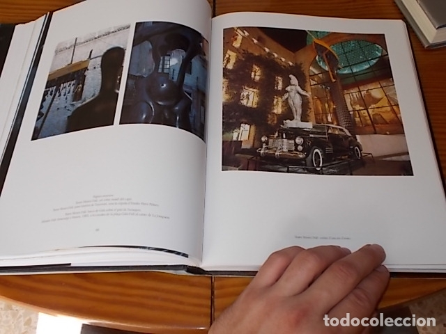 Libros de segunda mano: FIGUERES . CIUTAT DE LES IDEES . MARIA ÀNGELS ANGLADA / J. GUILLAMET. FOTOGRAFIES HÉCTOR ZAMPAGLIONE - Foto 14 - 182643431
