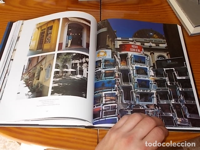 Libros de segunda mano: FIGUERES . CIUTAT DE LES IDEES . MARIA ÀNGELS ANGLADA / J. GUILLAMET. FOTOGRAFIES HÉCTOR ZAMPAGLIONE - Foto 21 - 182643431