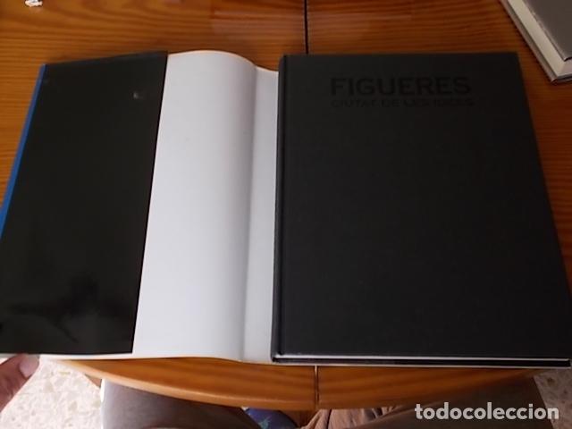 Libros de segunda mano: FIGUERES . CIUTAT DE LES IDEES . MARIA ÀNGELS ANGLADA / J. GUILLAMET. FOTOGRAFIES HÉCTOR ZAMPAGLIONE - Foto 24 - 182643431