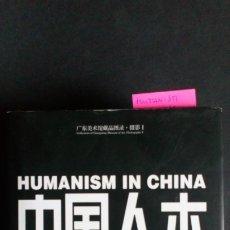 Libros de segunda mano: HUMANISM IN CHINA. Lote 182860977