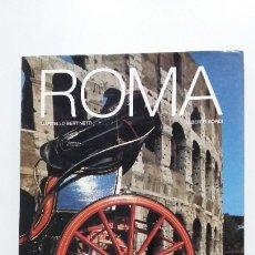Libros de segunda mano: ROMA. MARCELLO BERTINETTI. ALBERTO SORDI. TDK406. Lote 182997483