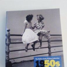 Libros de segunda mano: THE HUTTON GETTY PICTURE COLLECTION 1950 'S ( 1998 KONEMANN ) 396 PAGINAS MUY BUEN ESTADO. Lote 183347760