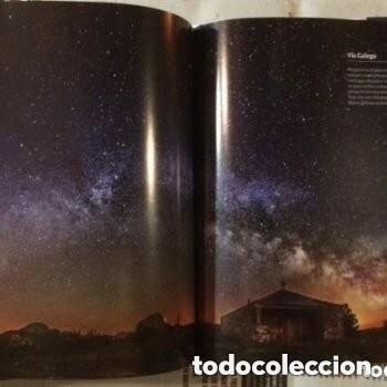Libros de segunda mano: GALICIA, UN LUGAR MÁXICO PARA CONTEMPLAR AS ESTRELAS. OBRA FOTOGRÁFICA DE DANIEL LLAMAS/ DANIEL LOIS - Foto 3 - 183379596