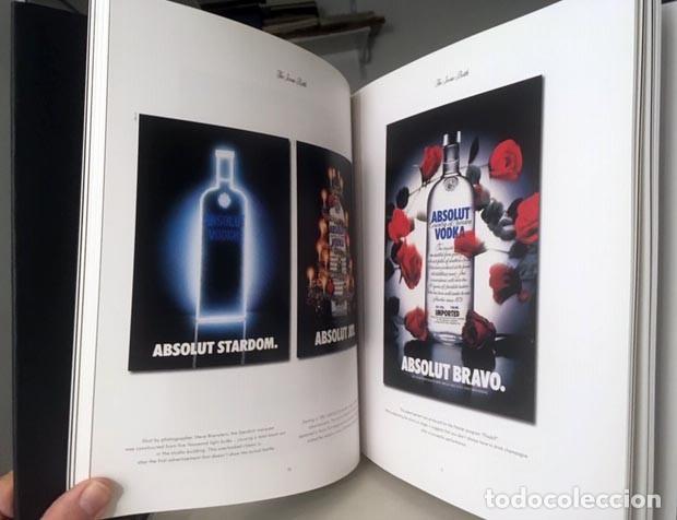 Libros de segunda mano: Absolut Legacy (Over 30 years of Absolut creativity) Absolut Vodka. Marketing. Diseño - Foto 3 - 183452220