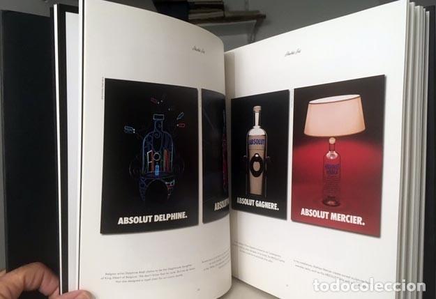 Libros de segunda mano: Absolut Legacy (Over 30 years of Absolut creativity) Absolut Vodka. Marketing. Diseño - Foto 4 - 183452220